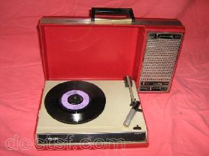Lectrophone platine disque avec ampli philips 22 gf 403 avec sch ma - Ampli pour tourne disque ...