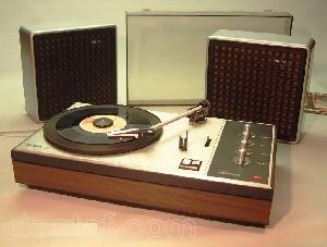 Lectrophone platine disque avec ampli philips 22 gf 705 avec sch ma - Ampli pour tourne disque ...
