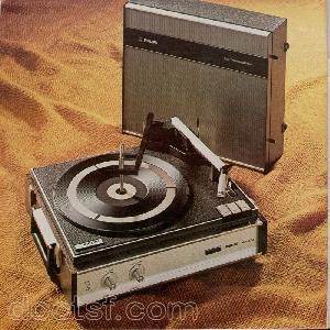 Lectrophone platine disque avec ampli philips 22 gf 047 avec sch ma - Ampli pour tourne disque ...