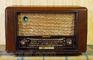 radio schneider nocturne 57. Black Bedroom Furniture Sets. Home Design Ideas