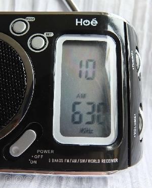 Radio r veil ho ct 2298 cn avec sch ma - Radio reveil leclerc ...
