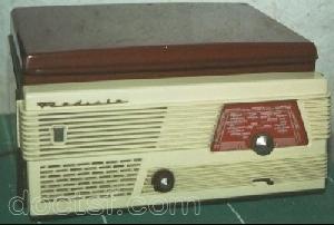 radio phono radiola ra 349 a radiolina. Black Bedroom Furniture Sets. Home Design Ideas