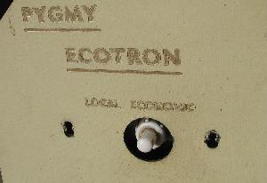 Cache du Pygmy Ecotron